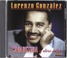 LORENZO GONZALEZ - CABARETERA Y LOS OTROS   CD NEUF