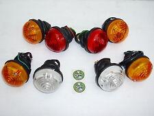 LAND ROVER SERIES 3 LAMP LIGHT SET - INDICATOR, SIDE LIGHT & TAIL LAMP SET >1993