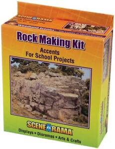 NEW Woodland Rock Outcropping Kit Train Scenery N/HO SP4121