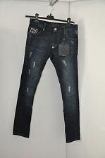 _Philipp Plein - 'James' Jeans klassische Passform für Herren_