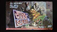 1995 Topps Star Wars Galaxy Series 3 Factory Sealed Box 36 Packs