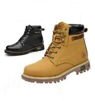 HI TOP MENS SAFETY BOOTS TRAINERS SHOES WORK STEEL TOE CAP UK SIZE 7 8 9 10 11
