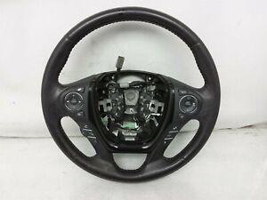 2017 Honda Ridgeline RTLE 2016 Honda Pilot Elite Steering Wheel 78501-TG7-C21ZA