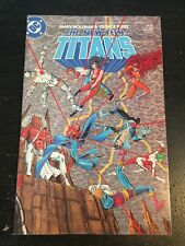 New Teen Titans#3 Incredible Condition 9.4(1984) Perez Art!!