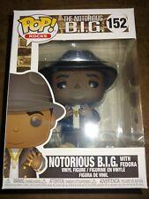 Funko Pop! Rocks: - Notorious B.I.G w/ Fedora #152