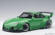 78151 AUTOart 1:18 RWB 993 Green/Gun Metal Wheel