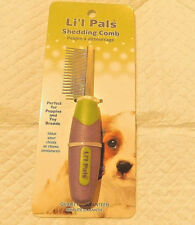 Coastal Pet Products Li'L Pals Shedding Comb