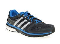 Laufschuh Sportschuh adidas® questar m, schwarz grau, ADIWEAR®, Torsion System
