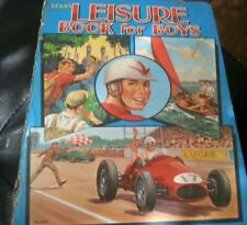 Dean's Leisure Book for Boys Hardcover – 1967