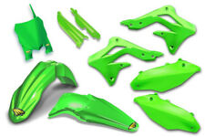 Cycra GREEN Powerflow Plastic Body Kit - Kawasaki KX250F 2013-2016 _1CYC-9307-72