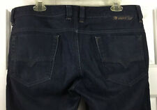 DIESEL Safado Regular Slim Straight Cotton Denim Jeans Wash 0661D Men's Sz 34x31