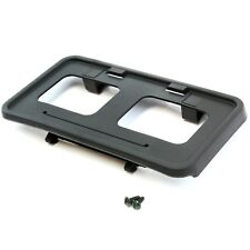 2011-16 Fits Ford SuperDuty F250 Front License Plate Tag Bracket Holder w Screws