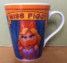 Miss Piggy Muppets Disney Coffee Mug Hypnotic Divine Swine