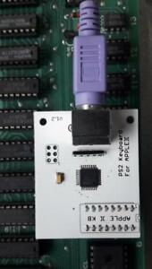PS2 Keyboard adapter for APPLE II & II+