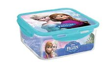 SQUARE Disney Contenitore per cibo congelato - - 55864-Prodotto con Licenza