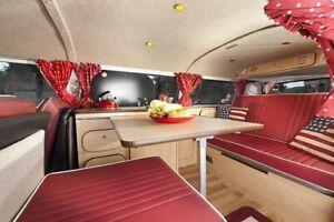VW T2 bay / splitscreen t25 Camper van interior furniture kitchen unit