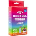 BioSteel SPORTS HYDRATION MIX Electrolytes, Amino Acids 7 Serves RAINBOW TWIST