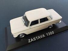 ZASTAVA 1300 (FIAT 1300) MODEL DIECAST IXO /IST LEGENDARY CARS 1/43 BA64