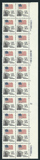 Scott #1894... 20 Cent... Flag Over Supreme Court... Plate Block of 20