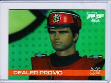 Captain Scarlet 50 Years Trading Cards Dealer Promo Card CCP1