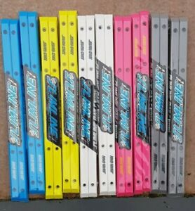 SANTA CRUZ - Slimline Skateboard Slide Rails - Assorted Colours