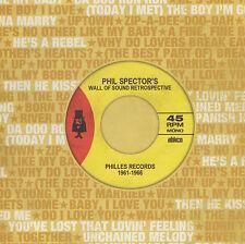 PHIL SPECTOR'S WALL OF SOUND RETROSPECTIVE - RONETTES / DARLENE LOVE ETC.- CD