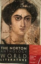 The Norton Anthology of English Literature Vol. 1 by M. H. Abrams (Paperback)