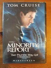 Minority Report - Dvd - Brand New - Tom Cruise