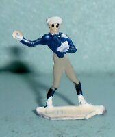 "Vintage Heinrichsen German Flat Lead ""Boy Throwing Snowball"" Near Mint F/S LOT A"
