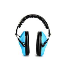Kids Ear Muff Defenders Noise Reduction Blue Comfort Earmuff Protection EM-5005