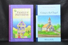 Family Patterns by Kristin Eckhardt (2011, Hardcover,) Plus Going to the Chapel