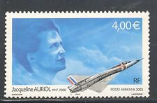 FRANCE Poste aérienne  PA 66, Jacqueline AURIOL, neuf xx, TB