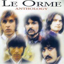 Le Orme - Anthology [New CD]