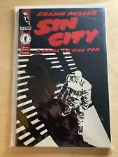 Sin City: A Dame To Kill For #1 (1993) Frank Miller Nm/Nm-