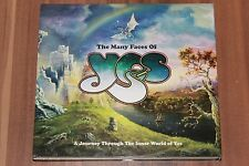 Various - The Many Faces Of Yes (2014) (3xCD) (Music Brokers ‎– MBB7189)