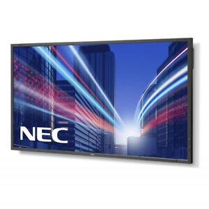 "NEC Multisync P801 80"" LED BACKLIT 24/7 Pro Display Panel Digital signage FULLHD"
