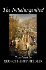 The Nibelungenlied, Traditional, Needler New 9781598189155 Fast Free Shipping-,