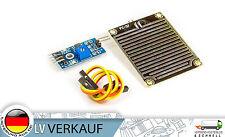 Sensor de lluvia las salpicaduras de agua humedad yl-38 fc-37 para Arduino Raspberry Pi DIY