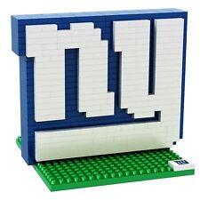 NFL New York Giants 3D brxlz Logo Construction Set Kids fanatiques