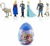 Frozen Die Eiskönigin Mystery Egg, Anna, Elsa, Olaf, Sven, Christoph und Hans