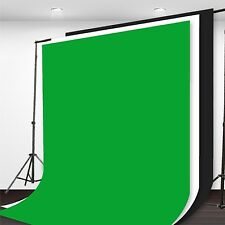 Fancierstudio Background Stand Backdrop Support System Kit With 6ft x 9ft Chr...