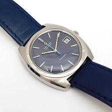 Certina President Stahl Herren Automatik Kult- Armbanduhr aus den 1970er Jahren