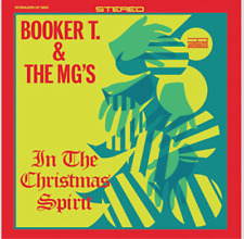 Booker T & The MG's - In the Christmas Spirit NEW SEALED HQ LP