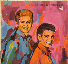 """THE EVERLY BROTHERS """"BOTH SIDES OF AN EVENING"""" 60'S LP WARNER 1418"""