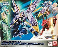 Bandai Chogokin Megaman X Giga Armor X Version Kanetake Ebikawa IN STOCK USA