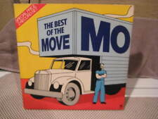 "THE BEST OF THE MOVE FIRST GATEFOLD 12"" ROCK LP VINYL ALBUM RECORD SET"