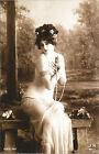 CARTOLINA POSTCARD - NUDO DONNA D'EPOCA NUDE WOMEN VINTAGE 1920 ca. - Riprod.