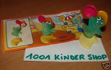 KINDER DE020 DE 20 BEACH GHOST FANTOME + BPZ VARIANTE