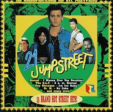 21 JUMP STREET - 13 BRAND HOT STREET-HITS / CD