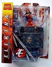 Toy Biz Diamond Select Elektra Collector Edition Action Figure 2002 Marvel